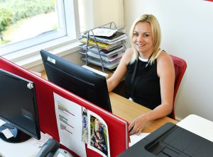 Liv Weddell of Berryrowan Recruitment