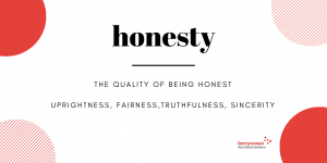 word honest and definition